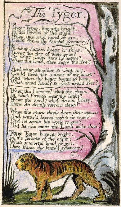 william blake poems. 1 May 2011 . william blake the